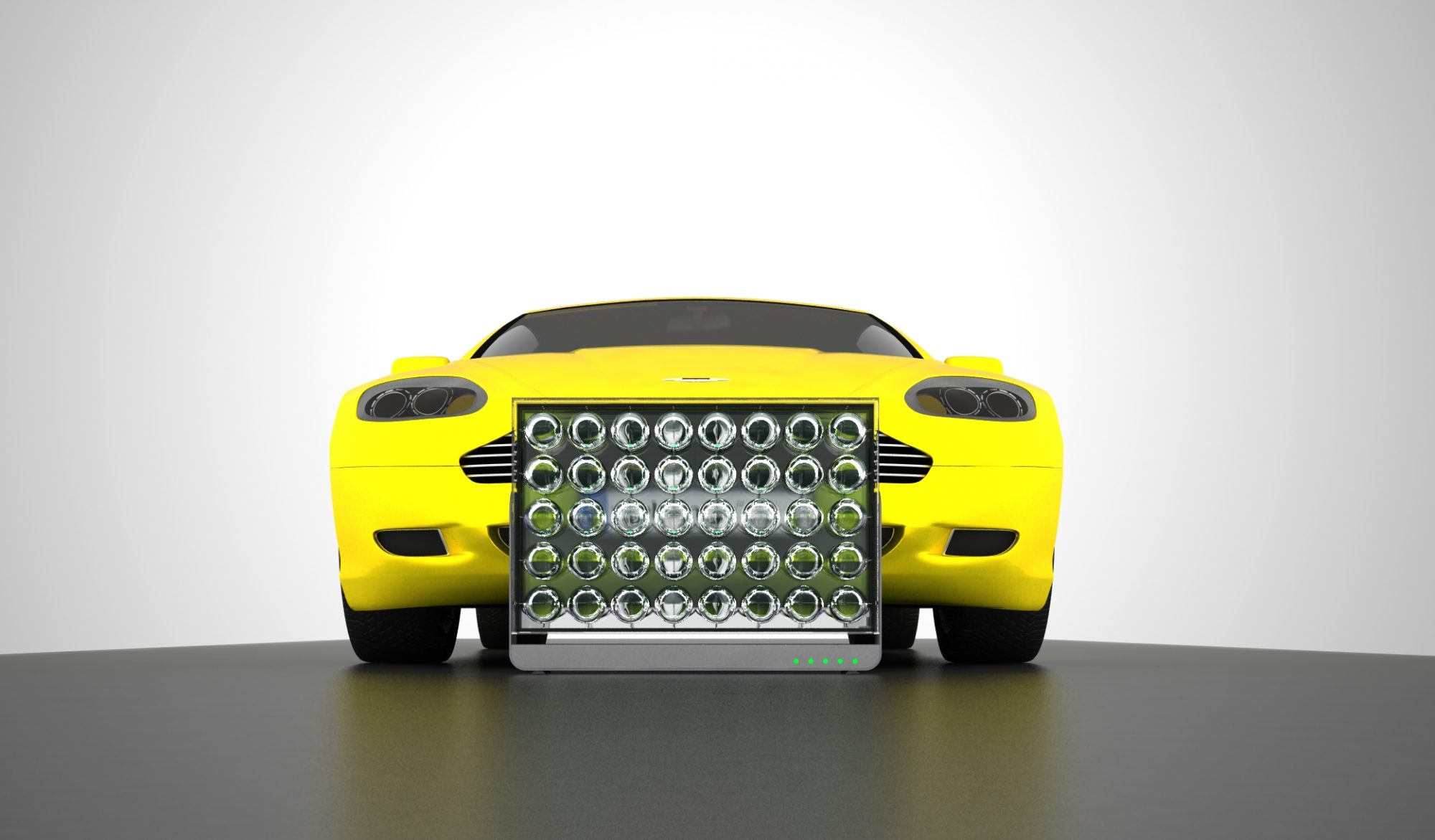 Rawlemon Solar Architecture